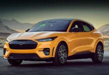 Ford показал самый быстрый Mustang Mach-E