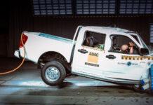 Пикап Great Wall Steed 5 провалил краш-тест Global NCAP