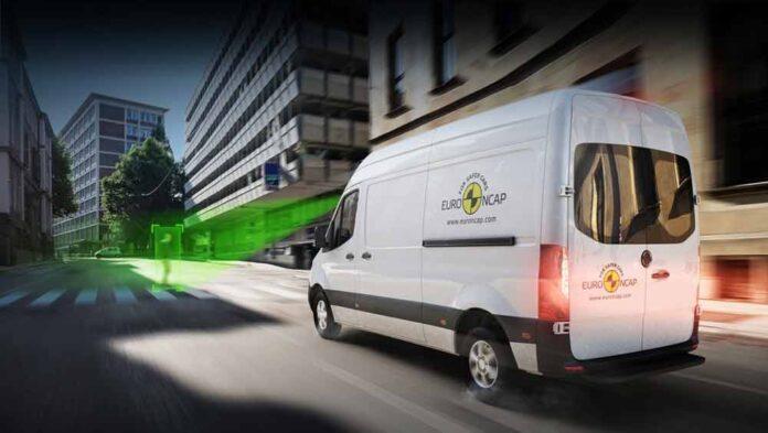 Euro NCAP оценила безопасность коммерческих фургонов