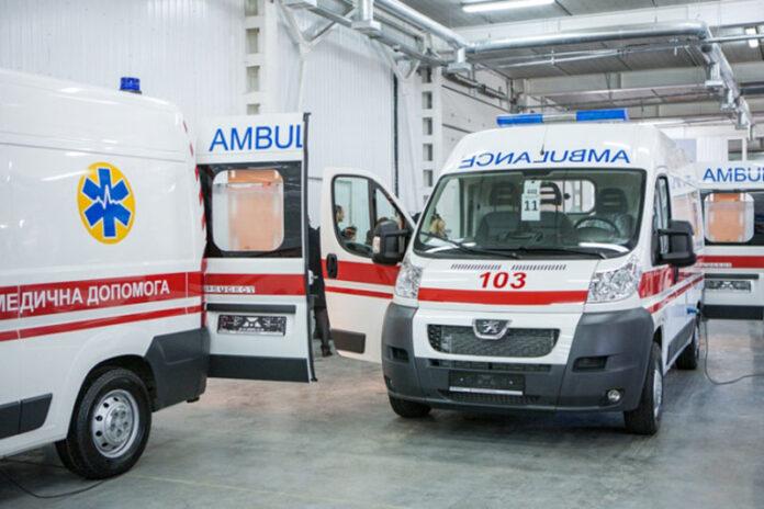 Группа PSA вручила сертификат качества украинскому производителю автомобилей «Скорой помощи»