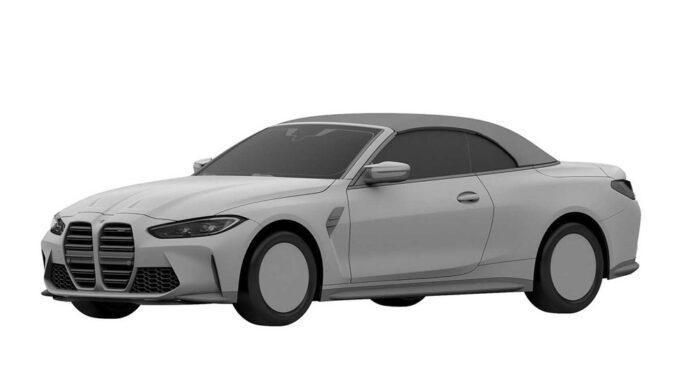 Раскрыта внешность нового кабриолета BMW M4