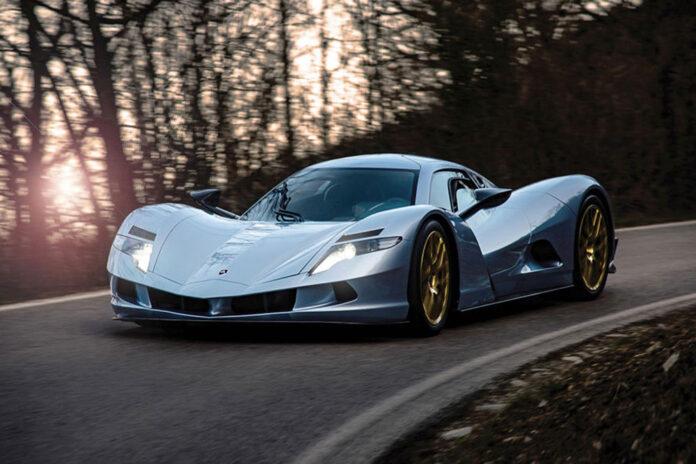 В Японии стартовали продажи самого быстрого автомобиля в мире