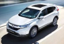 Европейский Honda CR-V будет исключительно гибридным