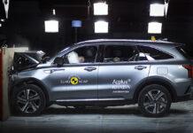 Euro NCAP разбил семь новых автомобилей