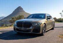 """Раскрыты характеристики электрической """"семерки"""" BMW"""