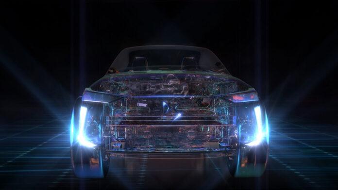 DS Automobiles креативно представила новый DS 4