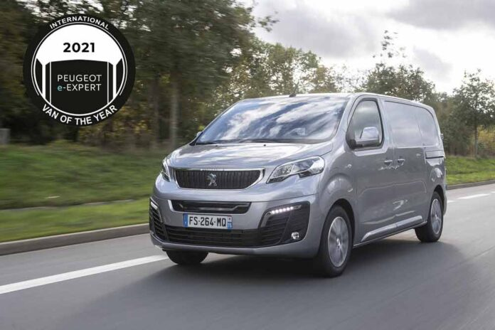 Электрические фургоны Группы PSA выиграли конкурс International Van of the Year