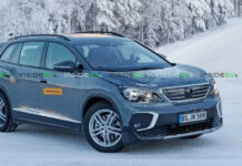Volkswagen ID.6 тестируют под видом Peugeot