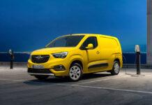 Opel представил электрический вен Combo-e
