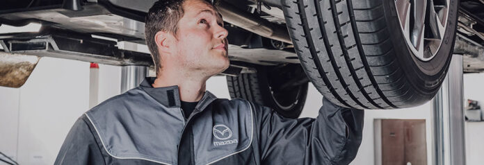 СТО Mazda на Почайне
