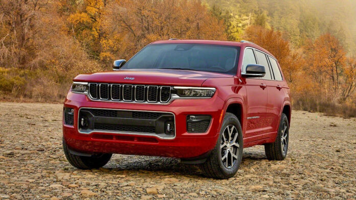 Jeep представил новый Grand Cherokee