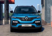Renault представила новый кроссовер Kiger