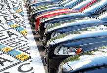 Коды областей на автомобильных номерах в Украине