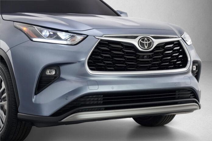 Toyota будет выпускать Grand Highlander