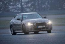 """Электрический BMW i4 будет мощнее """"заряженной"""" M4"""