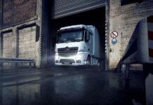 Mercedes-Benz Actros F и Edition 2 доступны для заказа в Украине