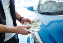 Деньги за автомобиль