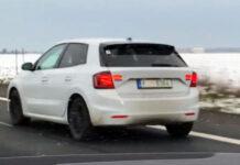 На дороге в Чехии заметили новую Skoda Fabia