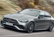 Mercedes-Benz представил новое поколение C-Class