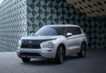 Mitsubishi Outlander будут собирать на заводе Renault