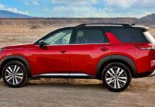 Nissan представил Pathfinder нового поколения