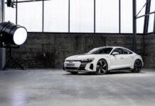 Фотографии серийного Audi e-tron GT слили в Сеть до премьеры