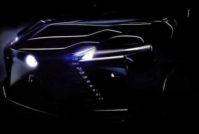 Lexus анонсировал новый 7-местный кроссовер