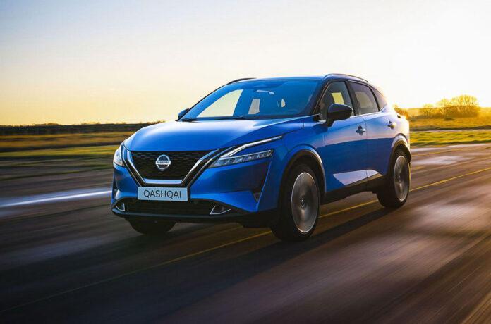 Новый Nissan Qashqai представлен официально