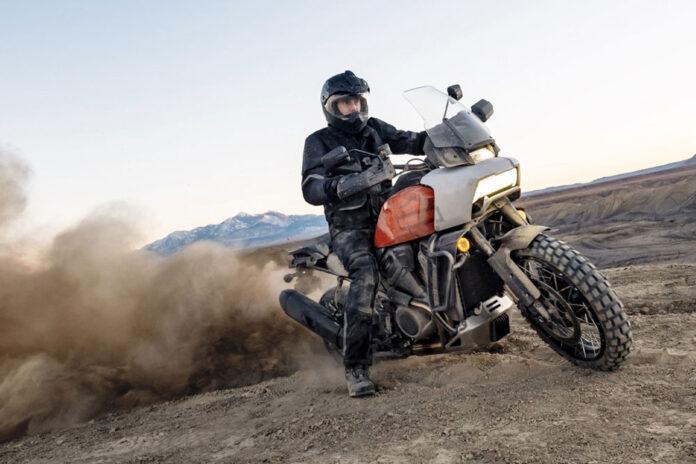 Harley-Davidson представил новый мотоцикл Pan America