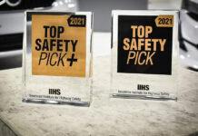 Только один автомобильный бренд не получил в США награду за безопасность