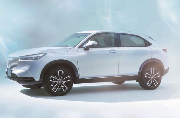Honda представила HR-V третьего поколения