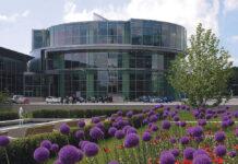 Музей Audi в Ингольштадте