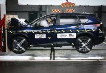 Новый Nissan X-Trail не смог получить 5 звезд в краш-тесте