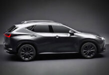 Lexus NX нового поколения неожиданно рассекретили