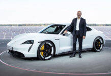 Электромобиль Apple будет проектировать бывший инженер Porsche