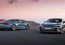 Audi прогнозирует снижение запаса хода электромобилей