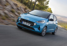 В Украине начинаются продажи малыша Hyundai i10