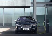 Электромобиль Jaguar