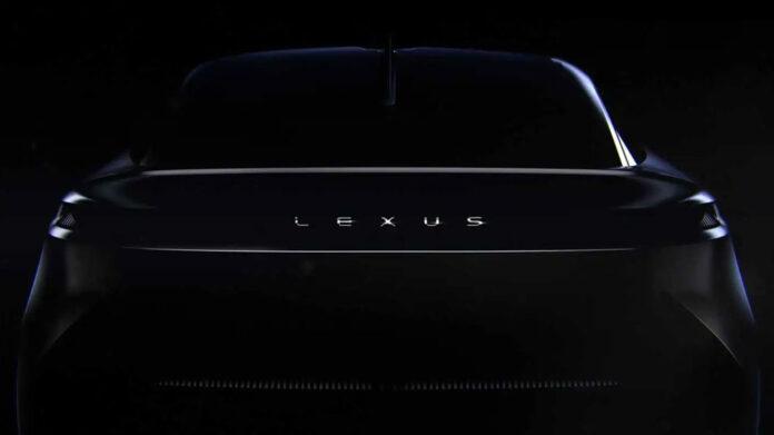 Lexus намекнул на новый электрокар
