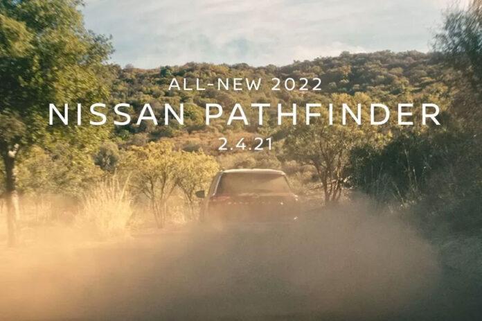 Nissan анонсировал новое поколение Pathfinder