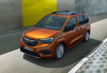 Opel электрифицировал Combo Life