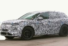 Audi вывела на тесты электрический Q5