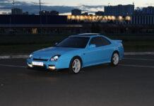 Honda Prelude: путь к совершенству