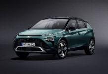 Hyundai представил компактный кроссовер Bayon для Европы