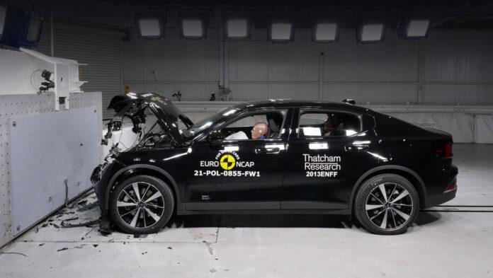 Euro NCAP разбил Polestar 2 и Cupra Formentor