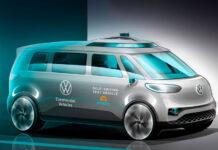 Volkswagen начал разработку беспилотного электромобиля