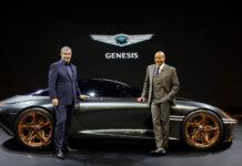 Genesis готовит премьеру концепта электрического купе