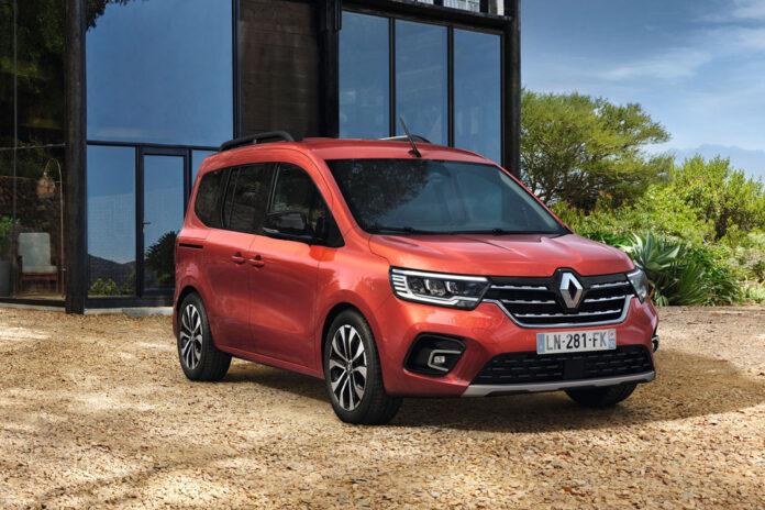 Renault показала пассажирскую версию Kangoo