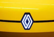 Renault обновила свой логотип
