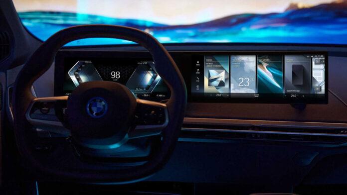 BMW представила новый мультимедийный комплекс iDrive